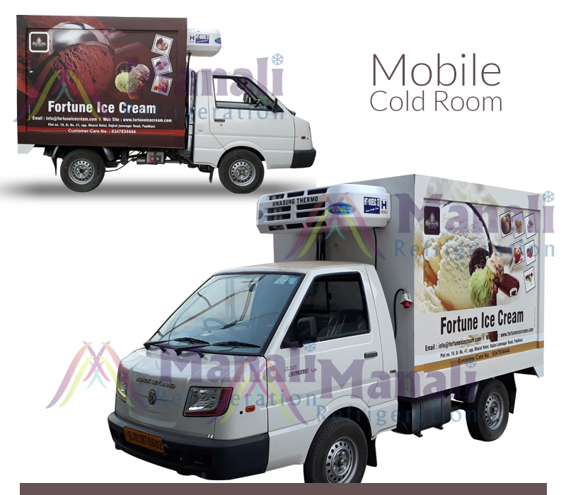 Manali Mobile Cold Room